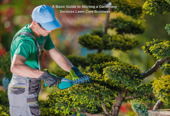 Gardening Services Lawn Care Business