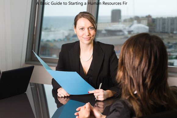 Human Resources Firm Business