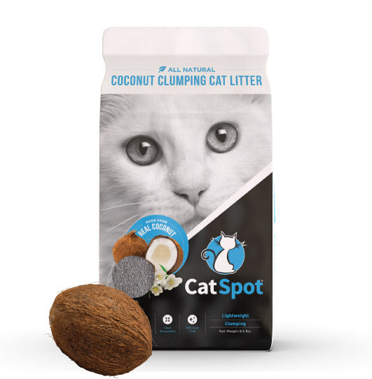 CatSpot: Clumping Formula, 100% All-Natural