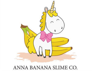 Anna Banana Slime Co. Magnets