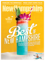 New Hampshire Magazine July 2019
