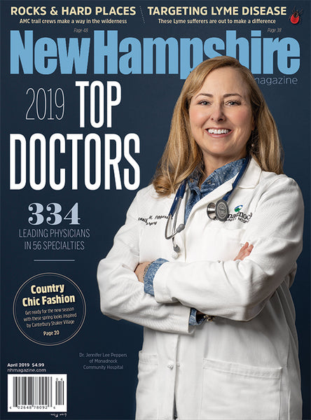 New Hampshire Magazine April 2019