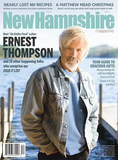 New Hampshire Magazine December 2018