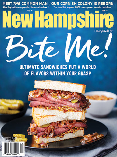 New Hampshire Magazine March 2019
