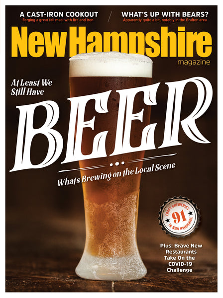 New Hampshire Magazine October 2020