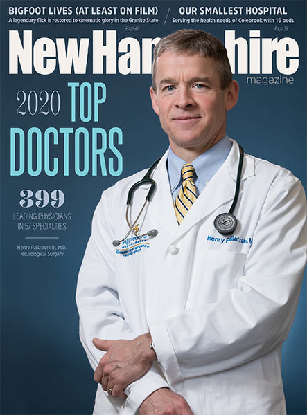 New Hampshire Magazine April-May 2020