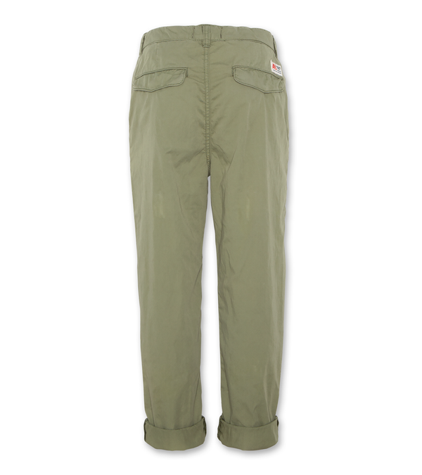 BILL RELAXED PANTS OLIVE