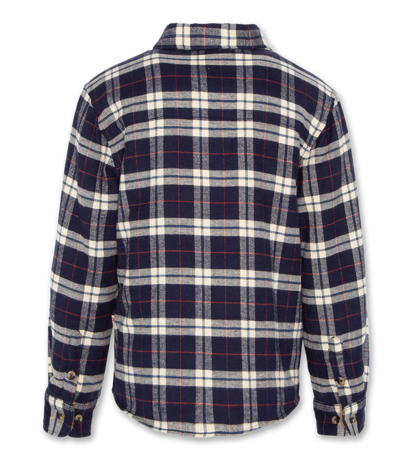 TIMOTHY TEDDY SHIRT NAVY