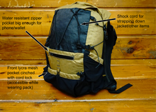 Load image into Gallery viewer, CTUG-15 Fast Pack / Day Pack (Prototype)