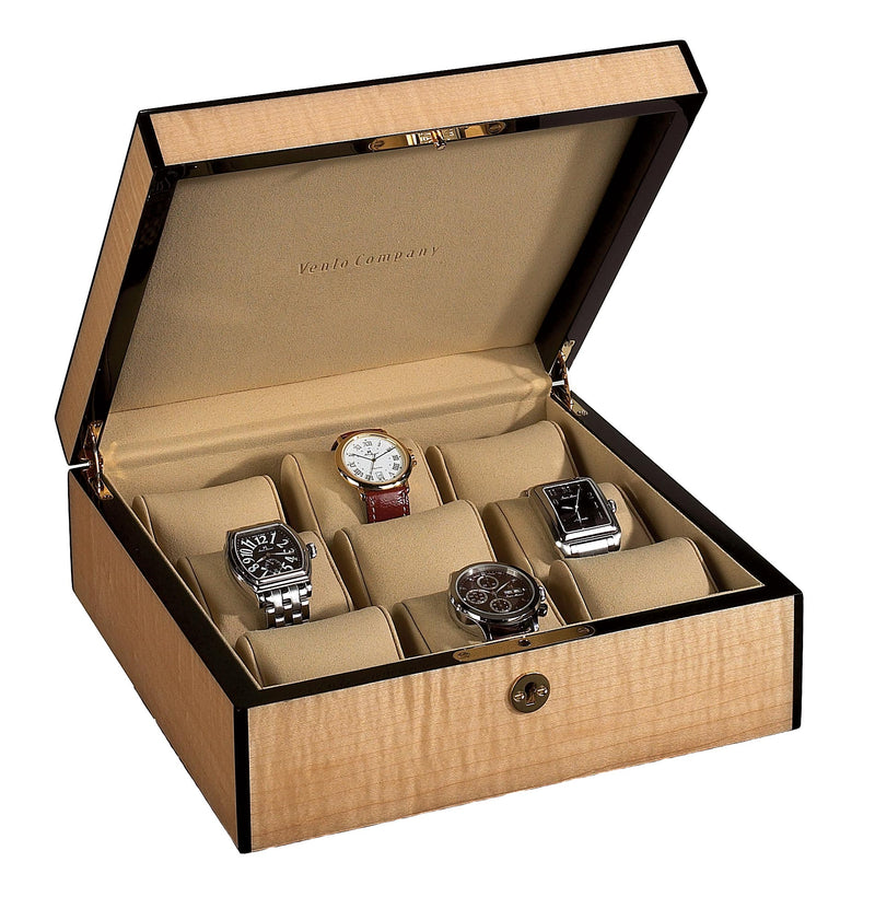 STILL AVAILABLE 9 Watch Case Wood Veneer STILL AVAILABLE
