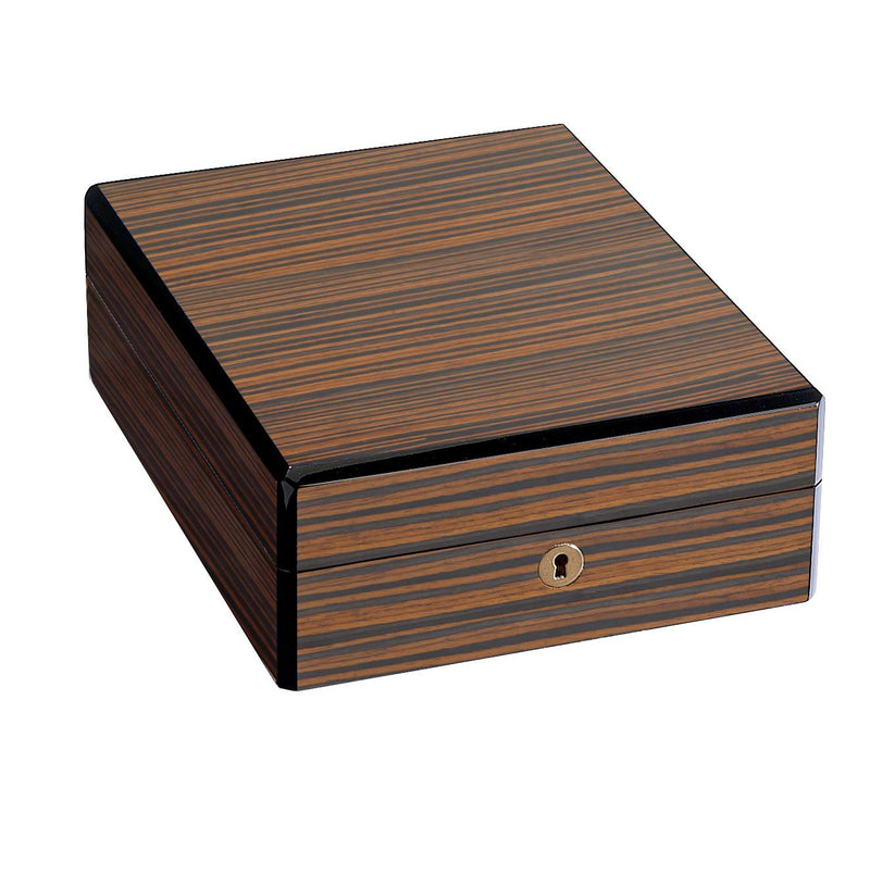 9 Watch Case Wood Veneer (Ebony)
