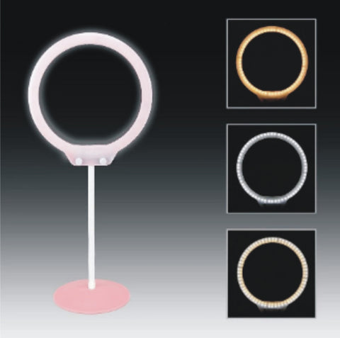 Stellar Diva Desktop BiColor USB-Powered LED Ringlight