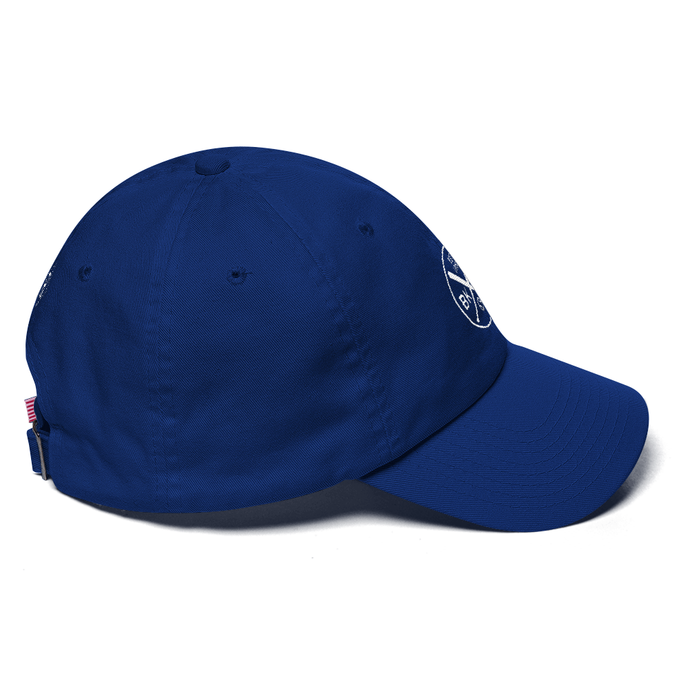 Vintage Dodgers Dad Hat