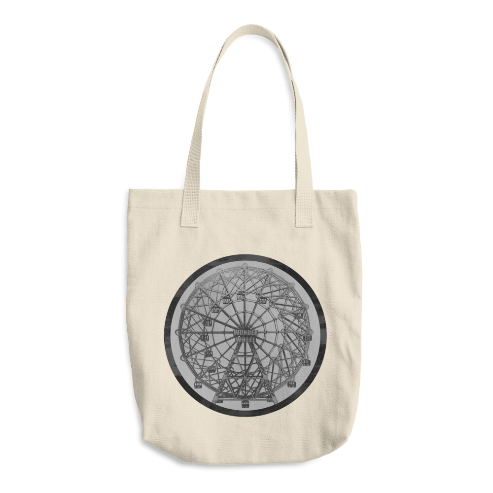 Coney Island, Brooklyn. Tote Bag