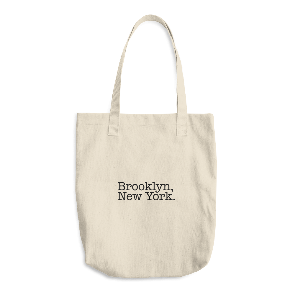 Flatbush, Brooklyn. Tote Bag