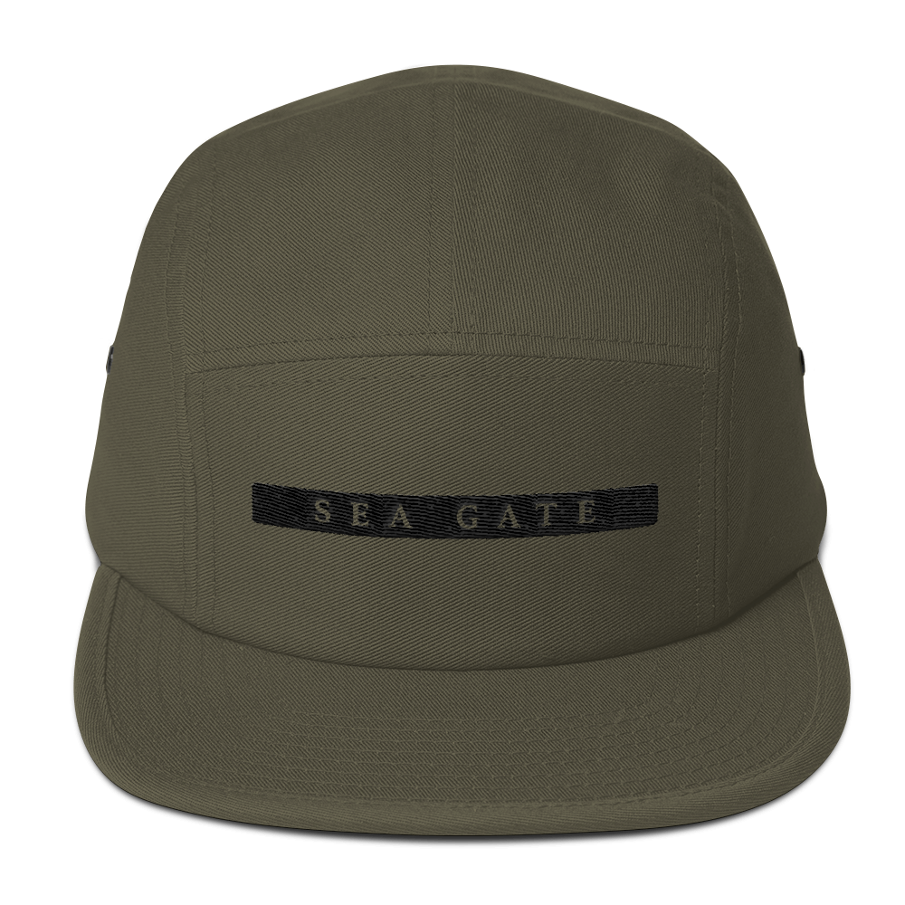 Sea Gate Five Panel Cap