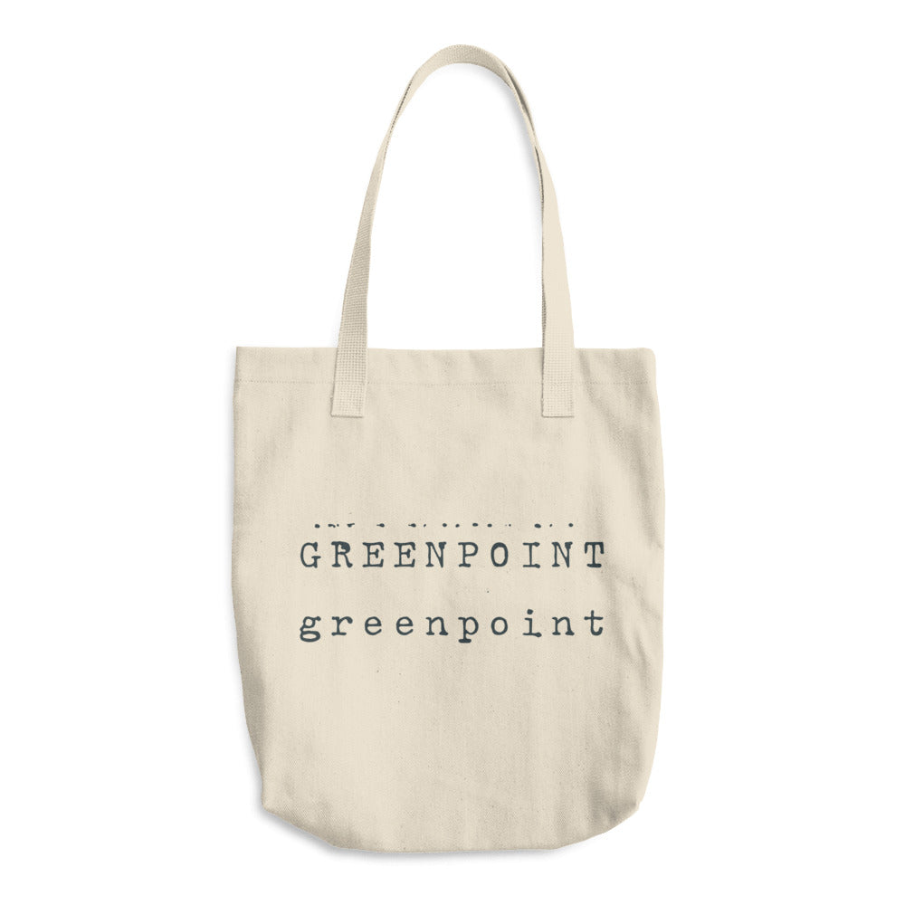 Greenpoint, Brooklyn. Tote Bag