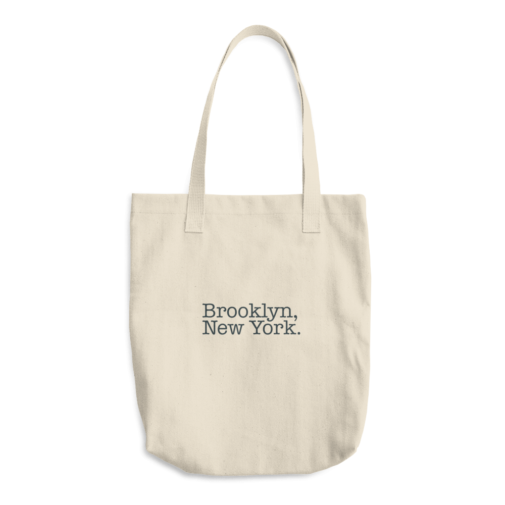 Fort Greene, Brooklyn. Tote Bag
