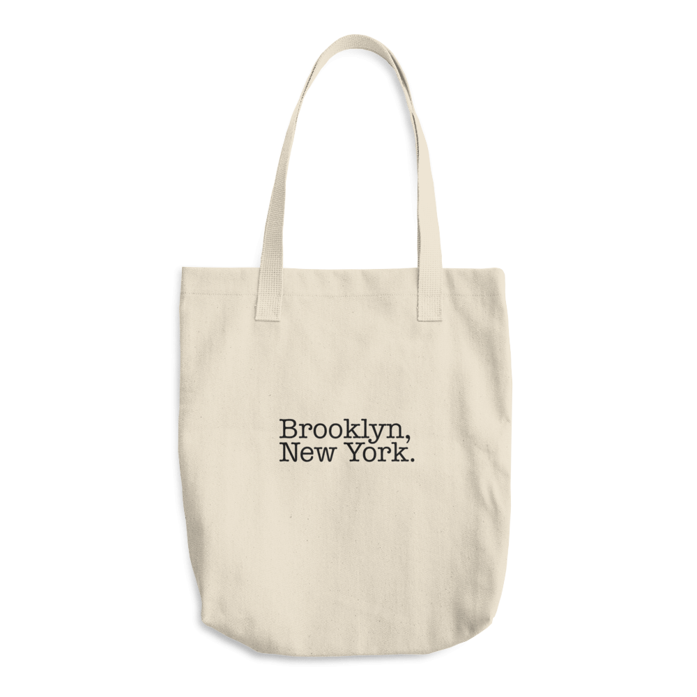 Made In Brooklyn Tote Bag