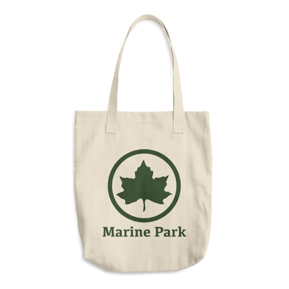 Marine Park, Brooklyn. Tote Bag