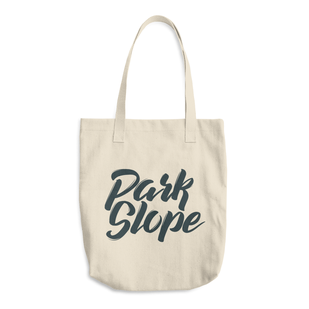 Park Slope, Brooklyn. Tote Bag