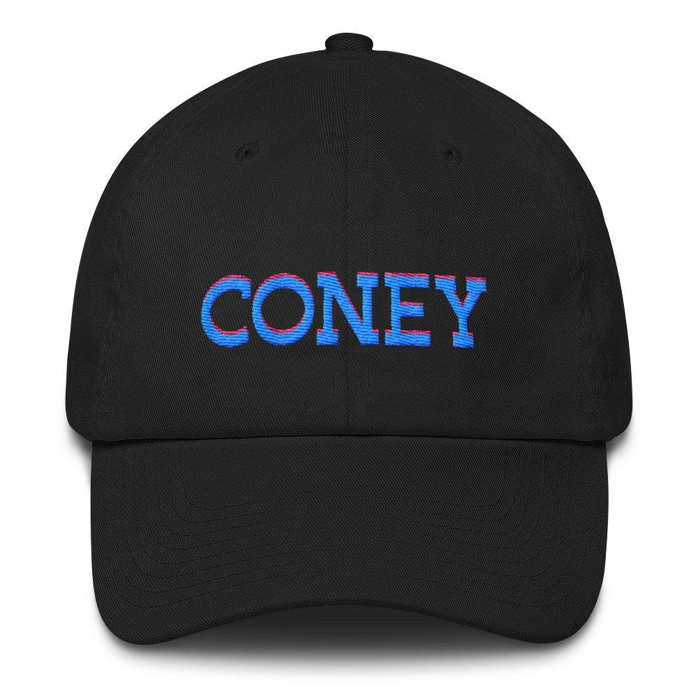 Pastel Coney Dad Hat