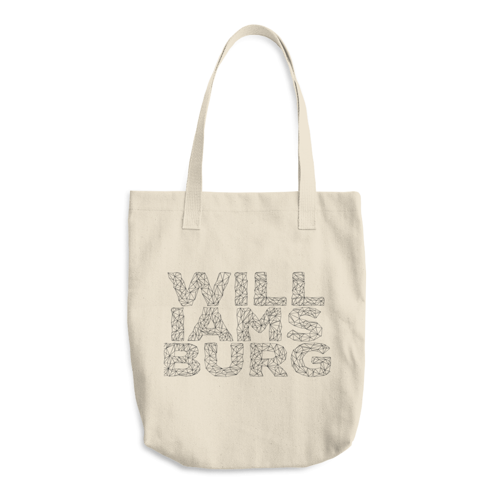 Williamsburg, Brooklyn. Tote Bag