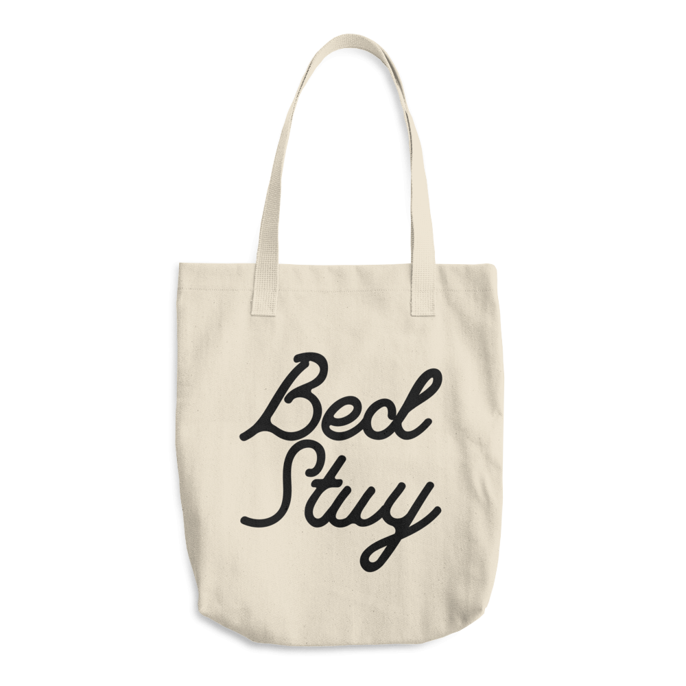 Bed Stuy, Brooklyn. Tote Bag