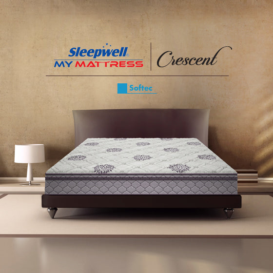 Sleepwell Crescent Soft Tec Mattress