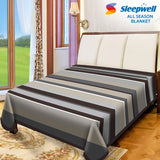 Sleepwell All Season Blanket Cationic Double