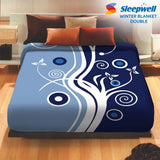 Sleepwell Winter Double Blanket