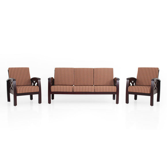 JFA Amber Sofa Set(3 +1 + 1)