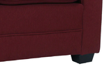 Ambra Three-Seater Sofa by Maniraj Furniture