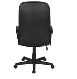 Nilkamal Mayor High Back Ergonomic Chair in Black Color