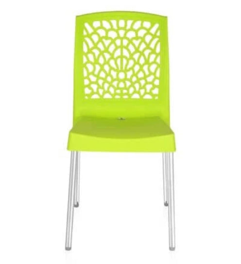 Nilkamal Novella 19SS Citirus Green Chair