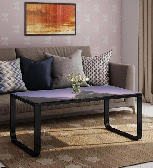 Nilkamal Paris Metallic Coffee Table