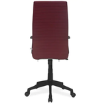 Nilkamal Thames High Back Ergonomic Chair in Maroon Color
