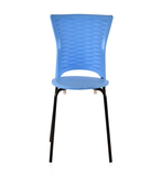Nilkamal Novella 14 Blue Chair