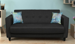 Jeremy Three-Seater Sofa by Maniraj Furniture
