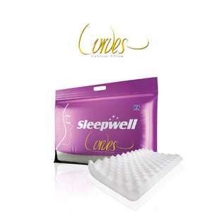 Sleepwell Curves Pillow