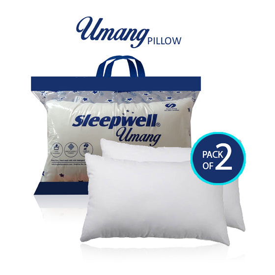 Sleepwell Umang Pillow Pack of 2