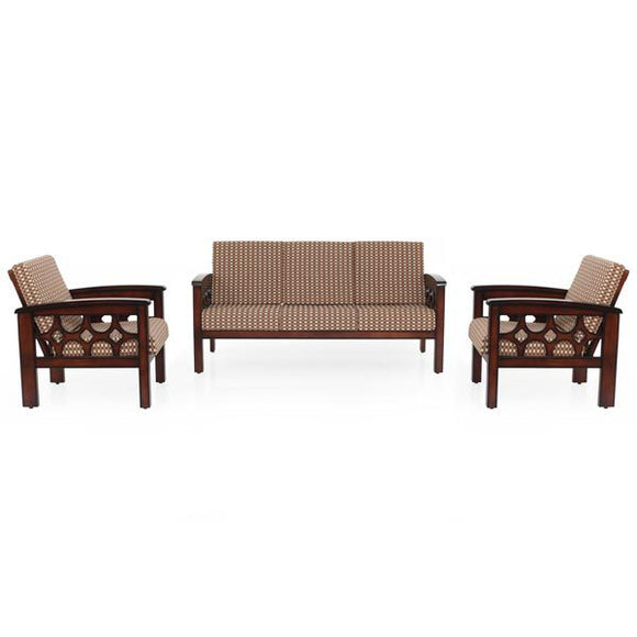 JFA Diamond Sofa Set 3+1+1