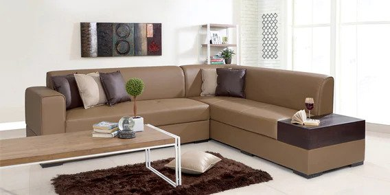 Alden Left Hand Side Sectional Sofa