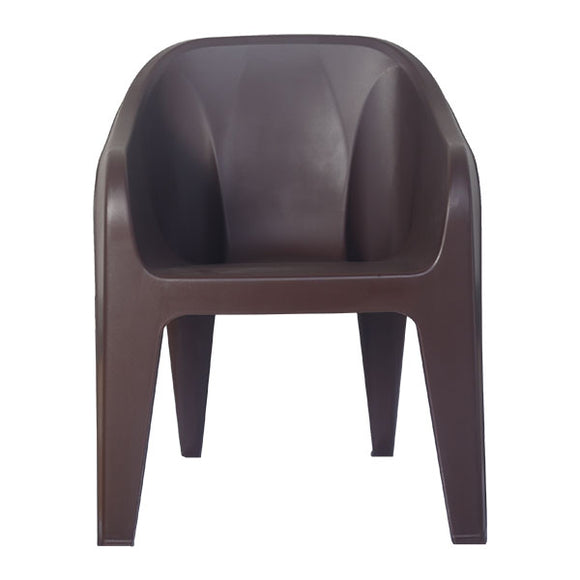 supreme futura brown chair