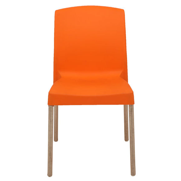 supreme hybrid orange chair