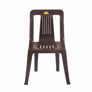 dark brown lily chair