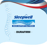 Sleepwell Dura Firm Bonded Foam Mattress