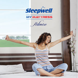 Sleepwell Admire  Firm Tec Mattress