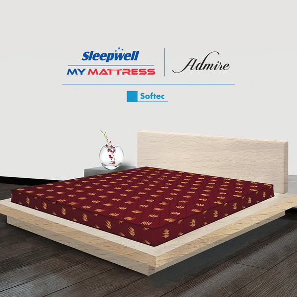 Sleepwell Admire  Soft Tec Mattress