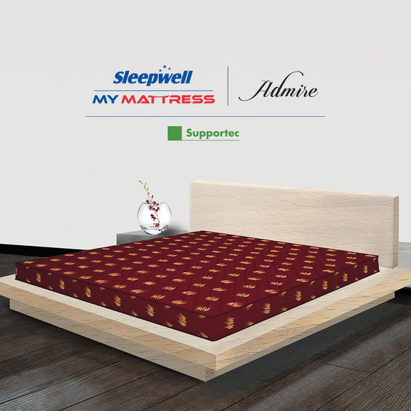 Sleepwell Admire  Support Tec Mattress